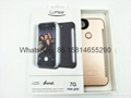 3rd Lumee 2 in1 mobile phone case with led  case for iphone samsung phone case 4