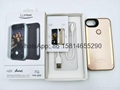 3rd Lumee 2 in1 mobile phone case with led  case for iphone samsung phone case 10