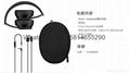 Wholesale best quality Good price logo wireless bluetooth headphones earphones  8