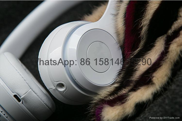 Wholesale best quality Good price logo wireless bluetooth headphones earphones  12