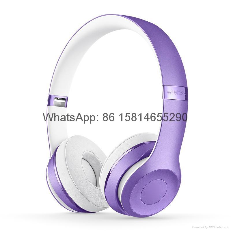 Wholesale best quality Good price logo wireless bluetooth headphones earphones  16
