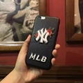 Hot selling stitchwork MLB phone case for iphone 7 7plus 6 6plus