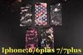 Hot selling valentino garavanicase for iphone 7 7plus 6 6plus