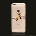 New hot selling NBA series TPU James  23 Jordan 24 iphone 7 7 plus 6 6plus case