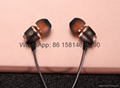 Hot selling  good quality QC60 bullet-head bluetooth headset wireless earbuds