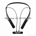 New product wireless bluetooth 4.1 qc70 earphone earbuds  headphone