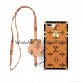 Hot selling TPU fashion LV case covers for Iphone 7/7 plus 6 6plus