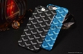 Hot selling new brand goyard cover case for iphone 7 7plus 6 6plus
