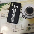 Hot selling supreme cover case for iphone 6 6plus 7 7plus iphone 8 case