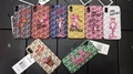 Hotting Pink panther goyard cover case for iphone X iphone 8 8plus iphone 7 6