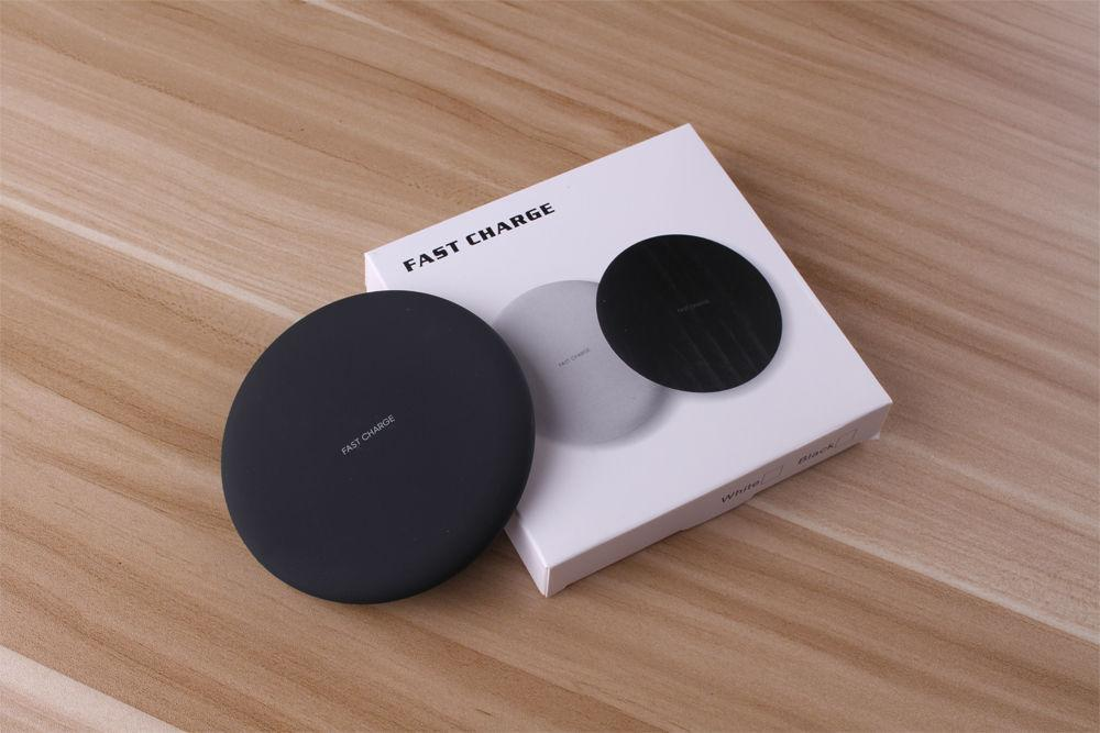 Qi Wireless Charger 10W Wireless Charger for iPhone 8/X  Samsung note 8 s8 s7 7