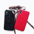 New colors Paint skin LV LOUIS VUITTON cover case for iphone x 8 8plus 7 7plus 6