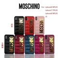New colors moschino cover case for iphone x 8 8plus 7 7plus 6 6plus