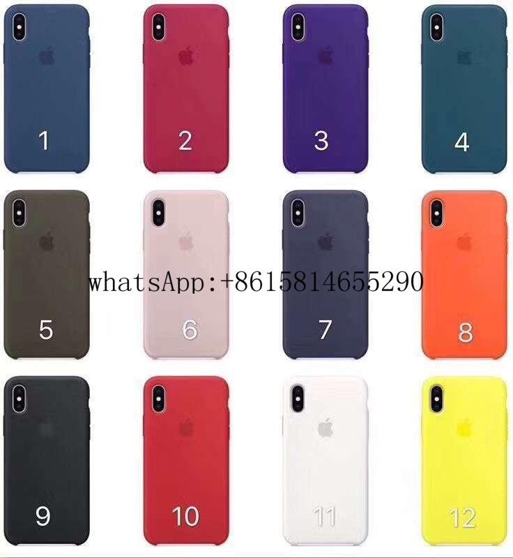 Apple Official website case for iphone 11 pro max xs max x xr 7 8plus 6 6s plus  1