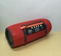 Wireless bluetooth mini speaker Xtreme sound box  with logo