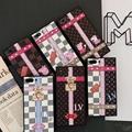 Luxury brand Peppa Pig LV case  for iphone X 8 8plus 7 7plus 6 6plus