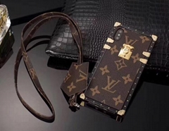 Luxury brand LV catwalk case for iphone X 8 8plus 7 7plus 6 6plus