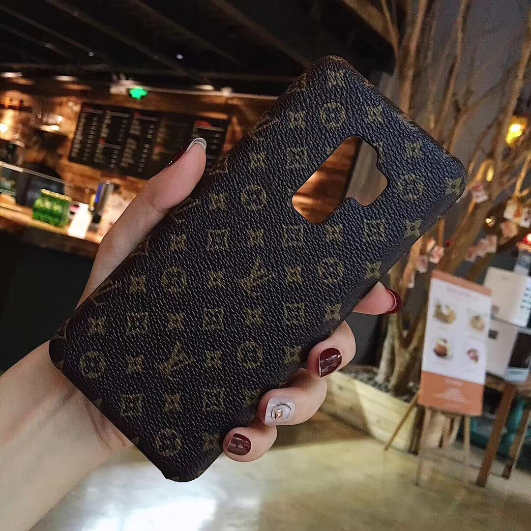 AAAAA+ quality     leaher case for iphone and samsung series 6