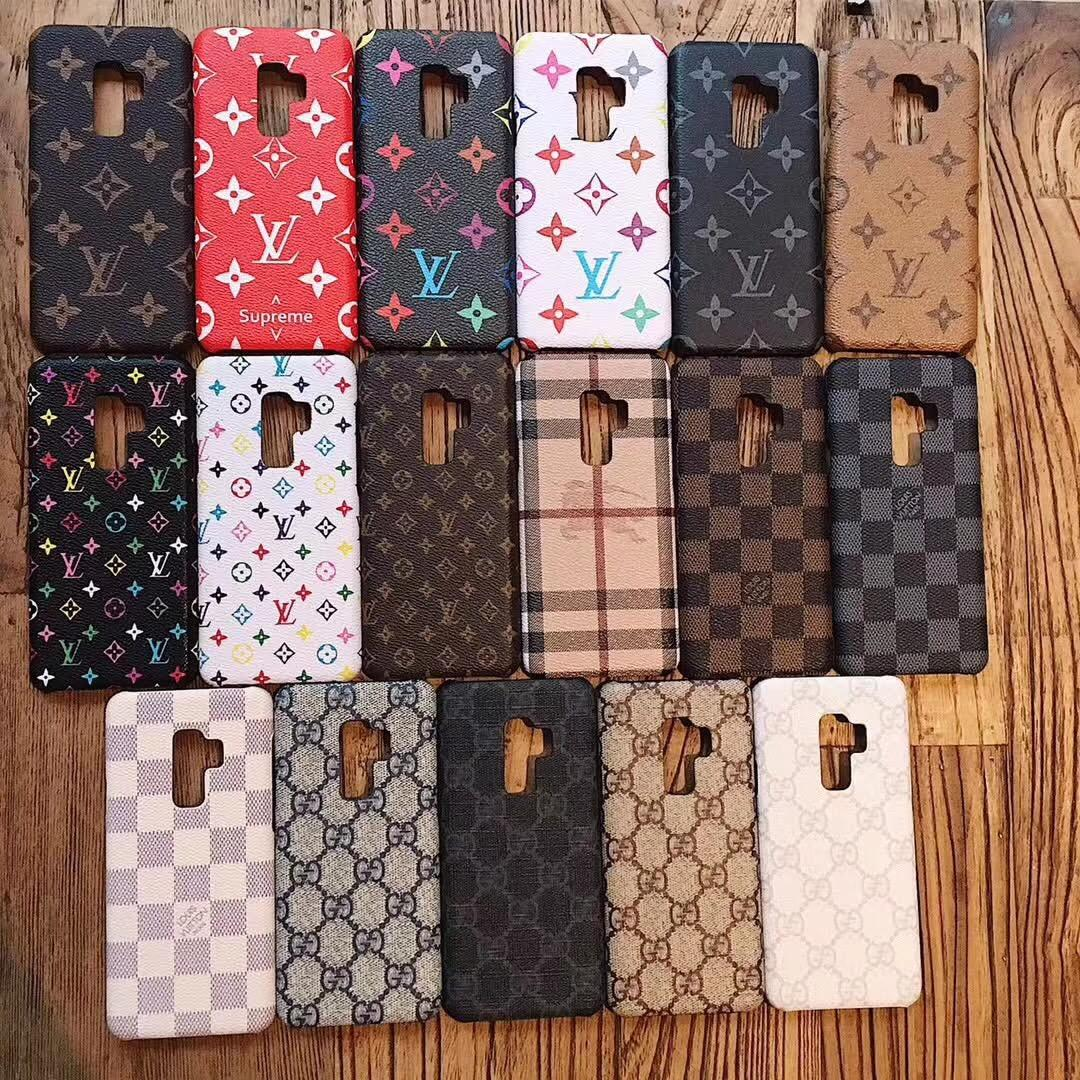 AAAAA+ quality     leaher case for iphone and samsung series 1