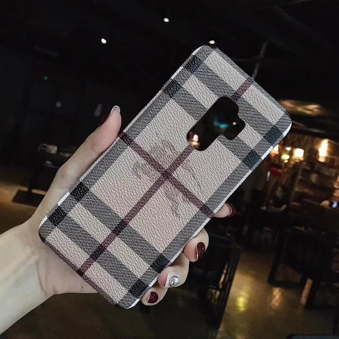 AAAAA+ quality     leaher case for iphone and samsung series 9