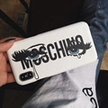 Wholesale AAAAA+ quality Moschino phone case for iphone X 8 8plus 7 7plus 6 6plu