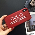 New colors gucci case for iphone X XS XS MAX 8 8plus case for iphone 7 7plus
