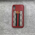 AAAAA+ New design gucci case for iphone X iphone 8 8plus case for iphone 7 7plus