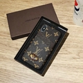 LOUIS VUITTON LV leather card case for iphone X XS XS MAX XR iphone 8 8plus 7 7p