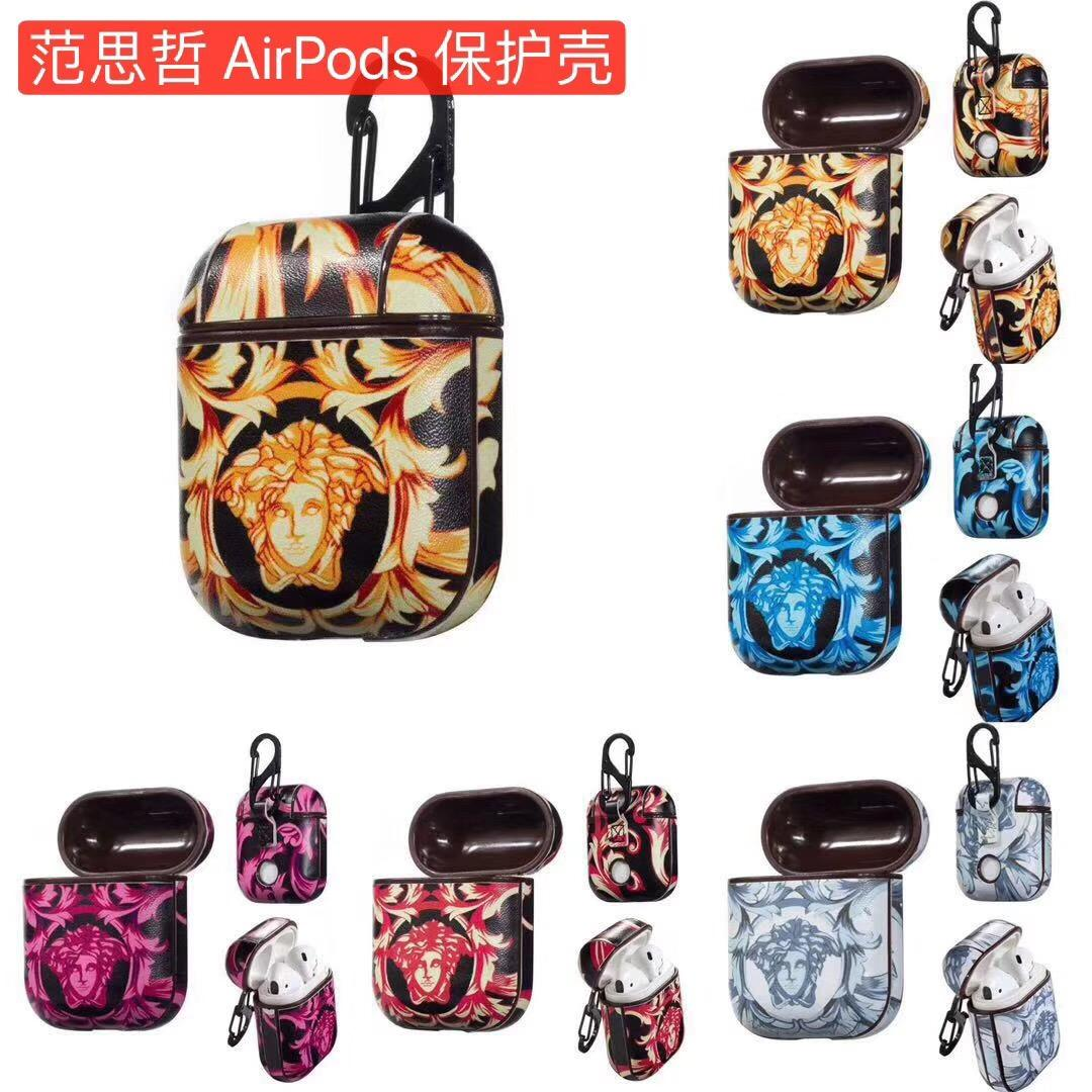 Hotting sale brand     case for Airpods cover case 3