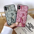 New Dior cover case for iphone xs max xr xs x 7 7plus 8 8plus samsung s10 s10+