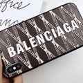 New Balenciaga case for iphone XS MAX XR  X 7 7plus 8 8plus samsung s10 s10+ s9