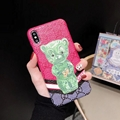 New fashion leather phone case Gucci case for iphone xs xsmax xr 7 7plus 8 8plus