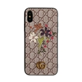 New hotting pattern phone case Gucci case for iphone xs xsmax xr 7 7plus 8 8plus