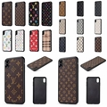 New hotting sale lv phone case for iphone xs max xr x 8 8plus 7 7plus 6 samsung