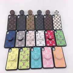LV case with holder for