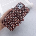 Luxury phone case LV Leopard grain case for new iphone 11 pro max xs max 7 8plus