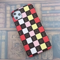 Luxury phone case LV grid case for new iphone 11 pro max xs max 7 8plus