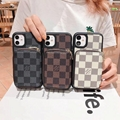 LV leather case with bag for iphone 11 pro max xs max xr x 7 8plus