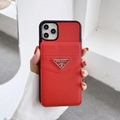 leather case with card bag for iphone 11 pro max xs max xr x 7 8plus 2