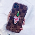 New Design    Case IMD case for iphone 11 pro max xs max xr  7 8plus samsung 7