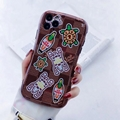 New Design    Case IMD case for iphone 11 pro max xs max xr  7 8plus samsung 10