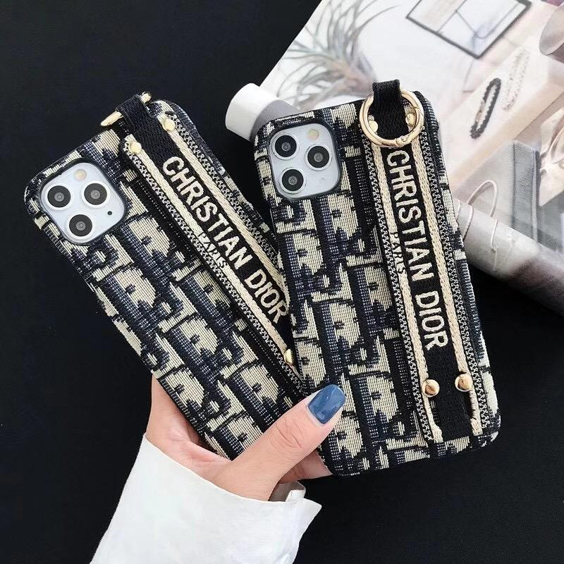 Hotting sale brand      phone case with belt for iphone x xs max xr 11 pro max  6