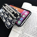Hotting sale brand      phone case with belt for iphone x xs max xr 11 pro max  8