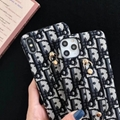 Hotting sale brand Dior phone case with belt for iphone x xs max xr 11 pro max