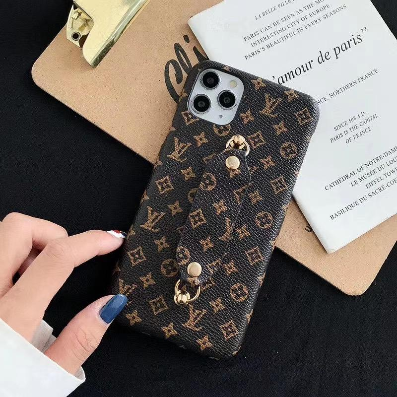 Hotting sale brand    phone case with belt for iphone x xs max xr 11 pro max  2