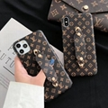 Hotting sale brand LV phone case with belt for iphone x xs max xr 11 pro max