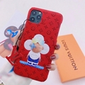 LV & sunflower phone case for iphone 11 pro max iphone xs max xr 7 8plus samsung