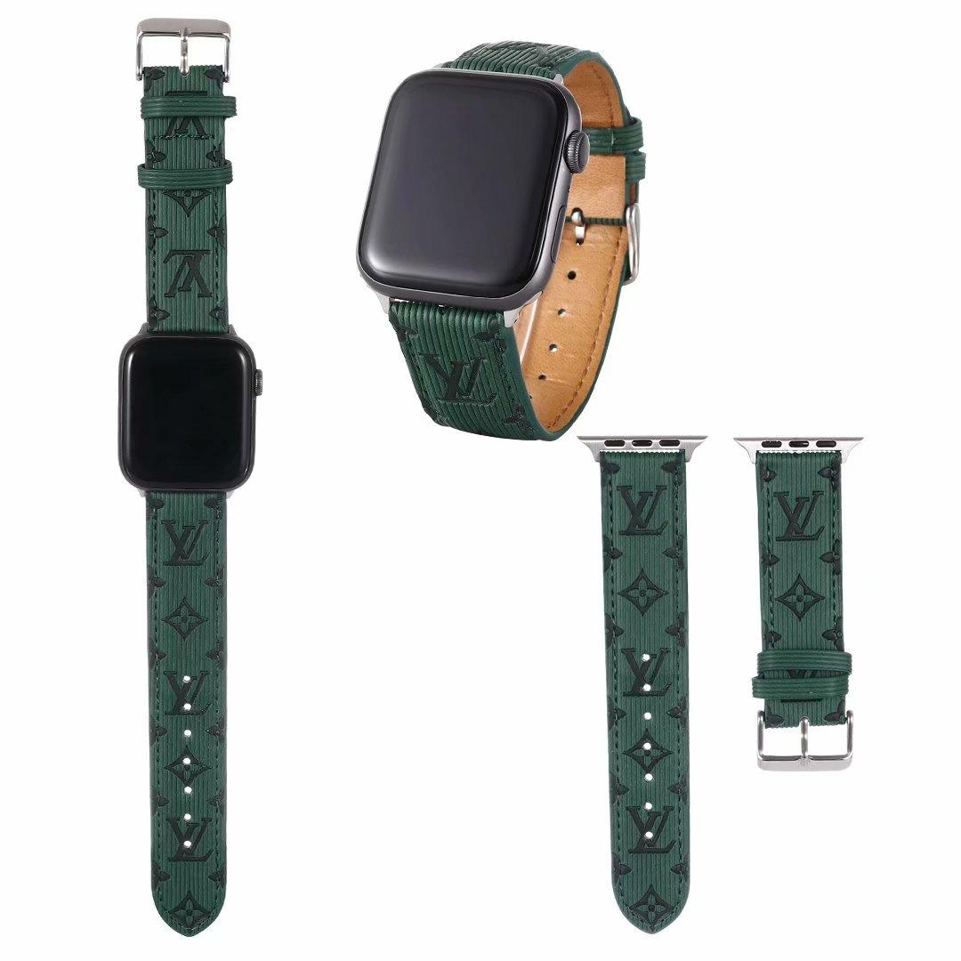 Brand belt for apple watch 38mm 40mm 42mm 44mm for All apple watch 2