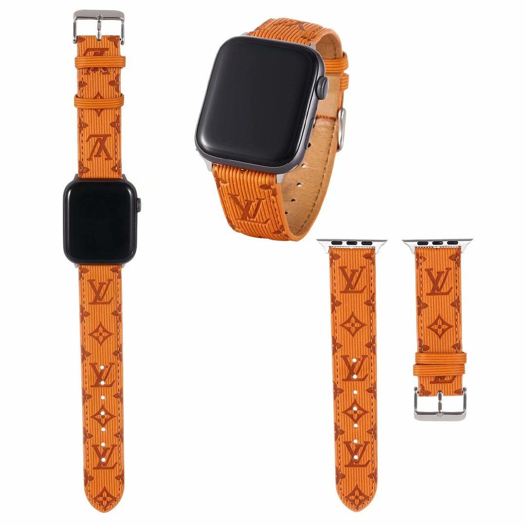 Brand belt for apple watch 38mm 40mm 42mm 44mm for All apple watch 4