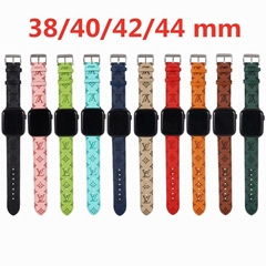 Brand belt for apple watch 38mm 40mm 42mm 44mm for All apple watch (Hot Product - 3*)